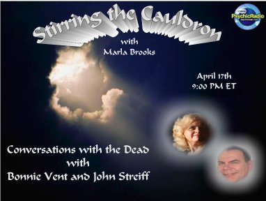 Bonnie Vent and John Streiff on Stirring the Cauldron with Marla Brooks