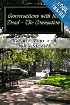 Bonnie Vent - Conversation with the Dead - The Connection Book