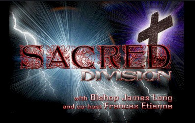 Bonnie Vent guest appearance on Sacred Division on Para X radio