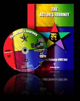 The Actor's Journey for Adults DVD Box Set